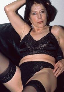 Meine Tante Nackt